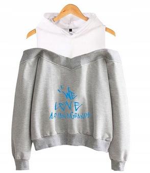 Women's blouse with Ariana Grande XS 34 Hood 9654103600 Odzież Damska Topy IY YIPBIY-3
