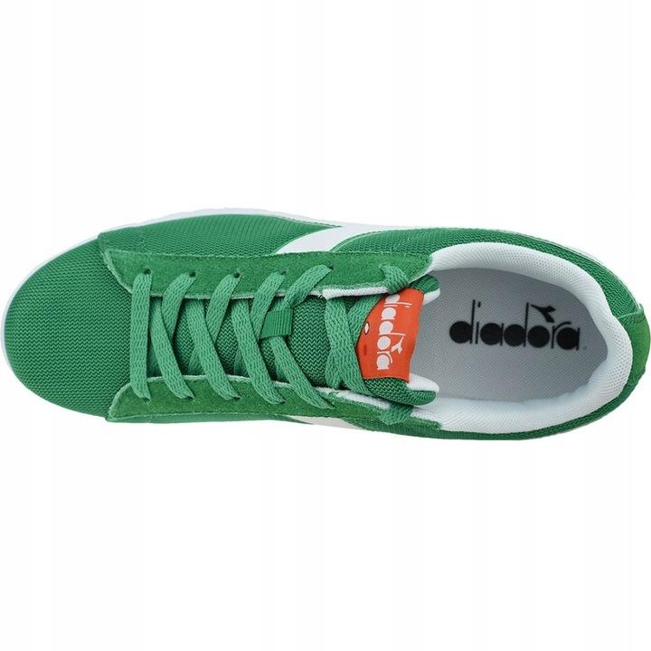 Zielone Inny materiał Buty Diadora r.45 9076447410 Buty Męskie Sportowe DH QNBADH-4