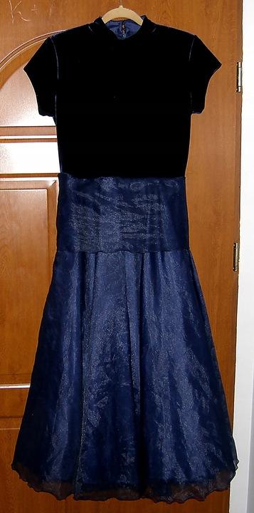 Sixth Sense Wieczorowa sukienka rozm. M 9284297652 Odzież Damska Sukienki wieczorowe RD JCLRRD-3