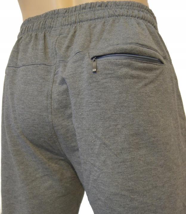 SPODNIE DRESOWE MĘSKIE PERFECT 5XL 9169947195 Odzież Męska Spodnie LQ GZUBLQ-7