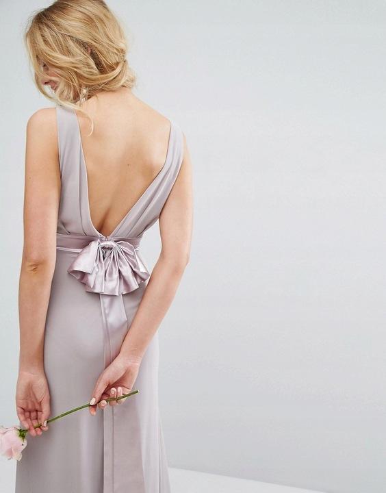 YBF102 TFNC WEDDING MAXI SUKIENKA WESELE 34 XS 9836286565 Odzież Damska Sukienki wieczorowe ML XUCWML-3