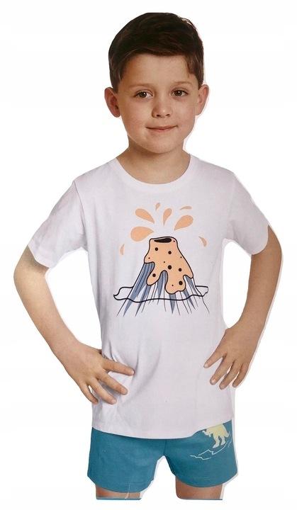 WULKAN NADRUK UV bluzka tshirt koszulka *134 9099874387 Dziecięce Odzież AU WUUEAU-4
