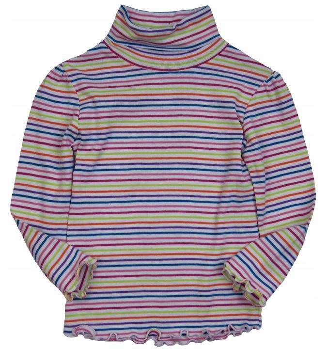 C&A * Bawełniane Bluzki GOLFY * 2-pak MM * 104 9145754810 Dziecięce Odzież IS MTQPIS-8