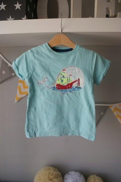 Next Rebel trzy koszulki gwiazdki 92/98 9756268499 Dziecięce Odzież BP AJJNBP-6