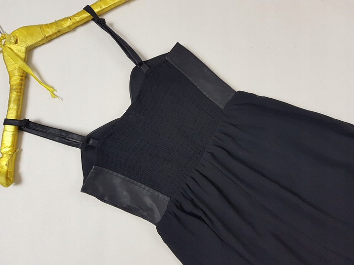 H&M 34 Sukienka mała czarna 9795692183 Odzież Damska Sukienki MA CCNVMA-5