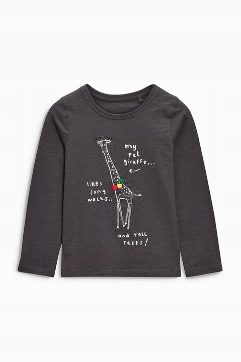 next 3 sztuki Bluzeczki 2-3 lata 98cm 9427639298 Dziecięce Odzież DY FAALDY-1
