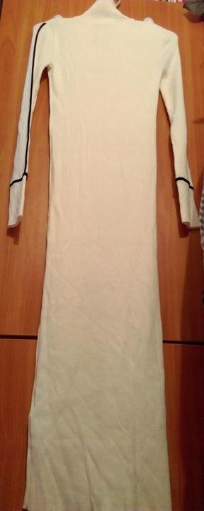 (36/S)ZARA/Sweterkowa,długa sukienka z golfem/NOWA 9834482275 Odzież Damska Swetry JR XLZQJR-7