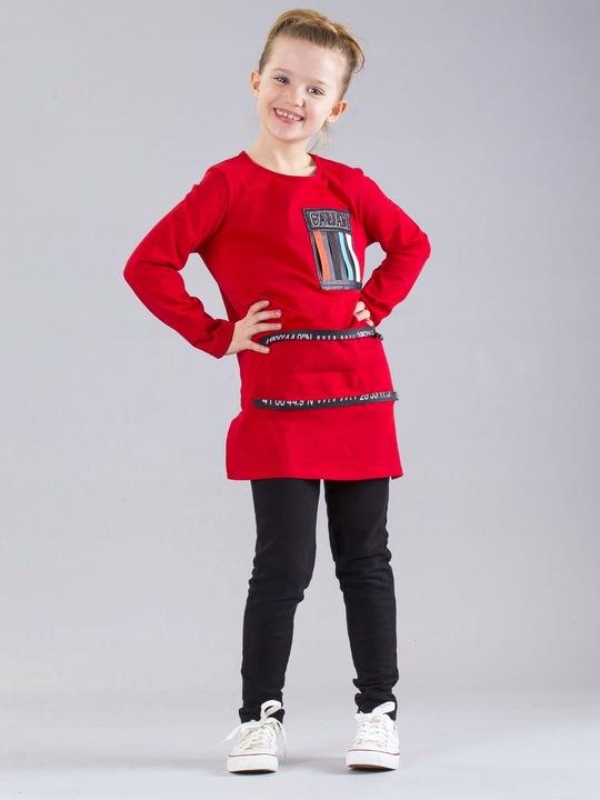 Koszulka tunika bluzka dziewczęca r. 164 14 lat 9756636439 Dziecięce Odzież EB BTKTEB-6
