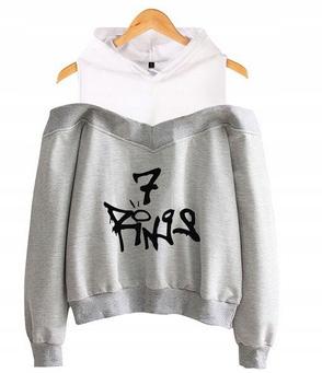 Women's blouse with Ariana Grande XL 42 Hood 9654105954 Odzież Damska Topy ZG DSTNZG-3