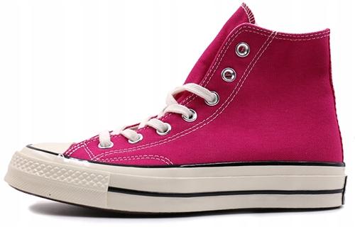 Converse All Star Chuck 70 Hi Pink 161442C-673 9740792895 Buty Męskie Sportowe OB MRGYOB-1