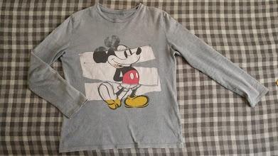 Bluzeczka Zara 152-158 cm Myszka MIKI 9916616894 Dziecięce Odzież QO BCBBQO-6