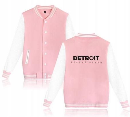 Baseball jersey Detroit Become Human r. XL 42 9658259221 Odzież Damska Topy VM VYEEVM-2