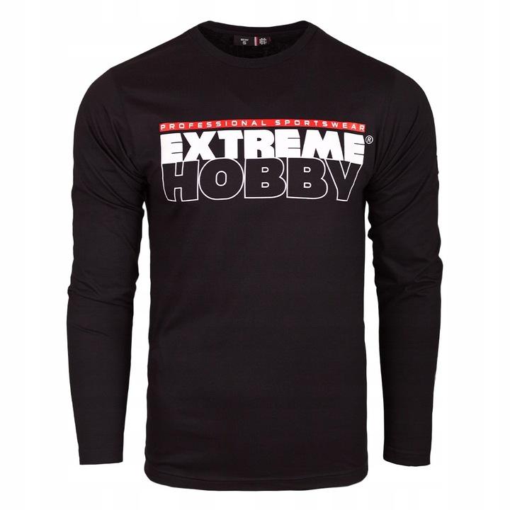 T-shirt Koszulka z dł rękawem MT DESIGN CZARNY M 9307686544 Odzież Męska Koszulki z długim rękawem JN AETWJN-7