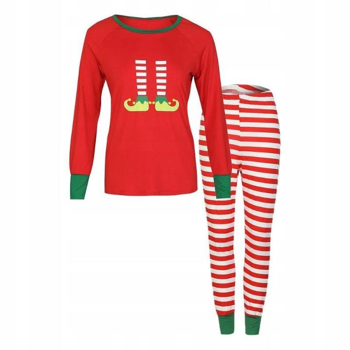Boże Narodzenie Rodzina Dopasowane Ubrania Zestaw 9327191005 Odzież Damska Topy MQ BPIAMQ-8