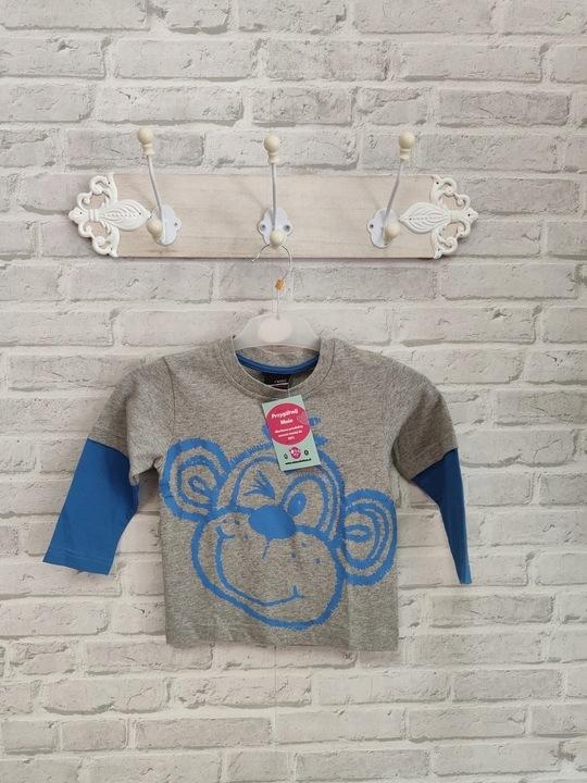 NEXT bluzka dla chłopca rozm 86 OUTLET 9869223455 Dziecięce Odzież UK OUQBUK-6
