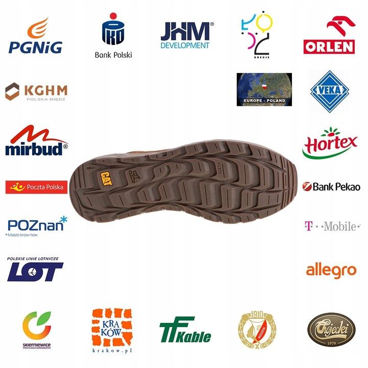 Buty Caterpillar Startify LO WP M 44 9869010018 Buty Męskie Sportowe NZ DDAPNZ-5