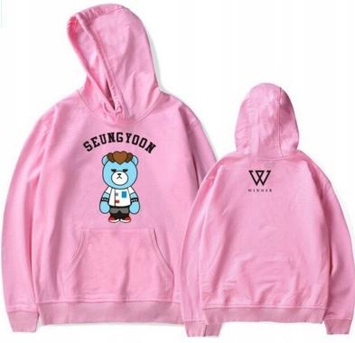 Seungyoon hoodie MISIO L 40 9658261308 Odzież Damska Topy CA QMVVCA-9