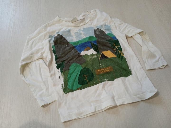 koszulka bluzka 104 zara 9801280619 Dziecięce Odzież DH XLQADH-1