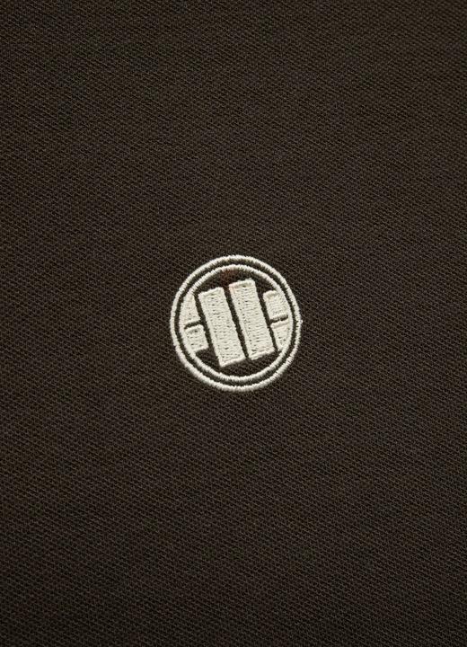 Polo PolÓwka Koszulka PIT BULL Regular Logo r.3XL 9549485158 Odzież Męska Koszulki polo ZZ ZEBRZZ-1