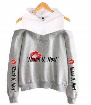 Women's blouse with Ariana Grande XXL 44 Hood 9654102430 Odzież Damska Topy QZ ENDBQZ-9