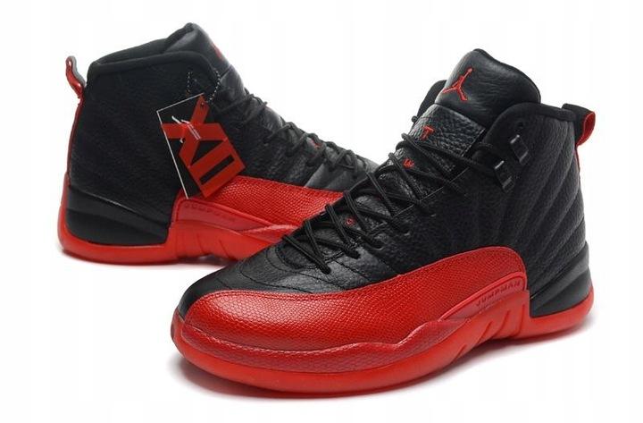 Nike Air Jordan 12 High Basketball Shoes 9817977948 Buty Męskie Sportowe JI FOPCJI-1
