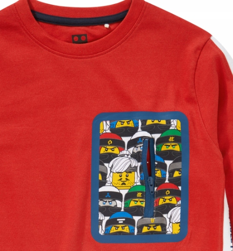 LEGO NINJAGO bluzka, T-shirt, roz 146-152 cm 9392105647 Dziecięce Odzież HF FOTKHF-8