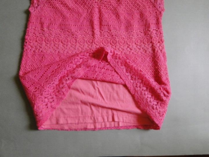 Śliczna bluzka dla dziewczynki ZARA 9438912500 Dziecięce Odzież OH JMIJOH-8