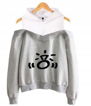 Women's blouse with Ariana Grande S 36's Hood 9654106245 Odzież Damska Topy VS VVOPVS-5