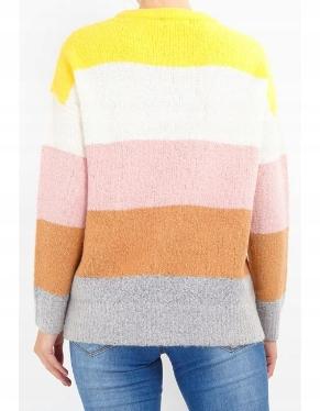 Zestaw 3 damskich swetrÓw BRAVE SOUL w rozm XS S M 9830780340 Odzież Damska Swetry ZW ISQSZW-1