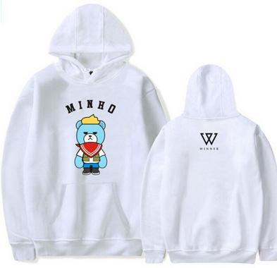Seungyoon hoodie MISIO M 38 9658265248 Odzież Damska Topy OJ HGXVOJ-9