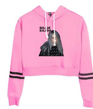 HIT Warm Shirt Billie Eilish NEW Model XXL 44 9658263376 Odzież Damska Topy HZ AFPOHZ-4