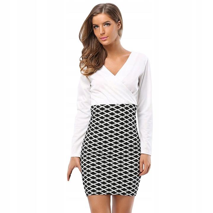 Garnitury Moda damska sukienki do pracy w biurze 9723970795 Odzież Damska Sukienki wieczorowe BV KSYLBV-7
