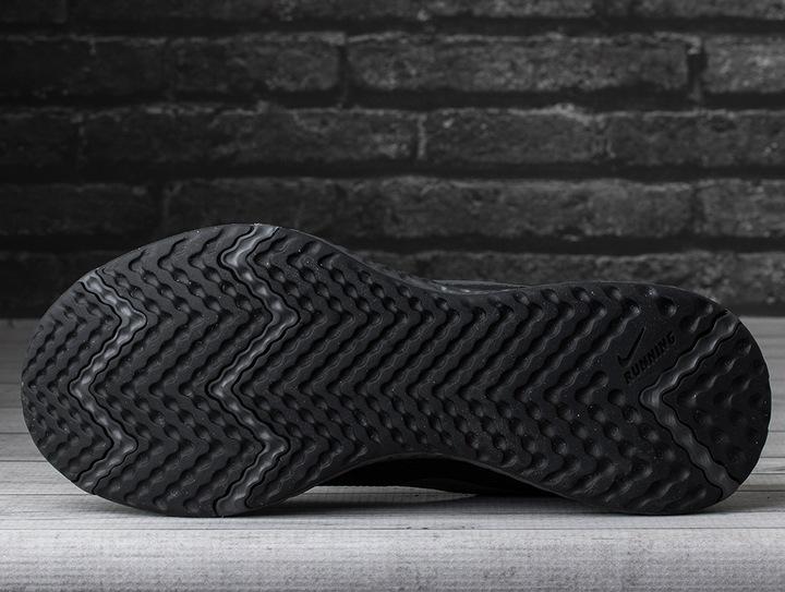 Buty sneakersy męskie Nike Revolution 5 BQ3204 001 9707535297 Buty Męskie Sportowe LZ LSXCLZ-5