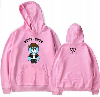 Seungyoon hoodie MISIO XXL 44 9658261244 Odzież Damska Topy VJ VQNXVJ-5