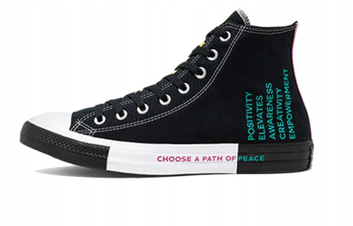 Converse Chuck Taylor All Star Seek Peace High 9740759394 Buty Męskie Sportowe FQ EDVIFQ-5
