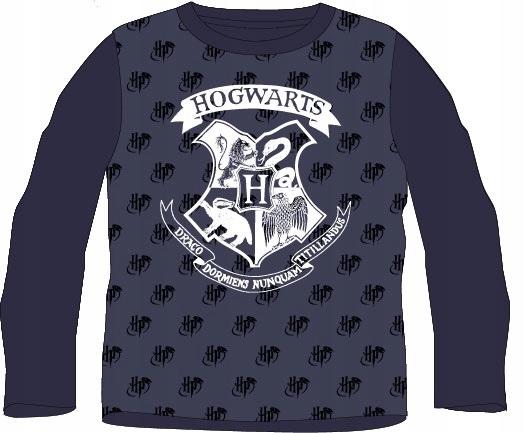 HARRY POTTER Bluzka Koszulka r. 140 Hogwarts 9683279109 Dziecięce Odzież GA NCMMGA-2