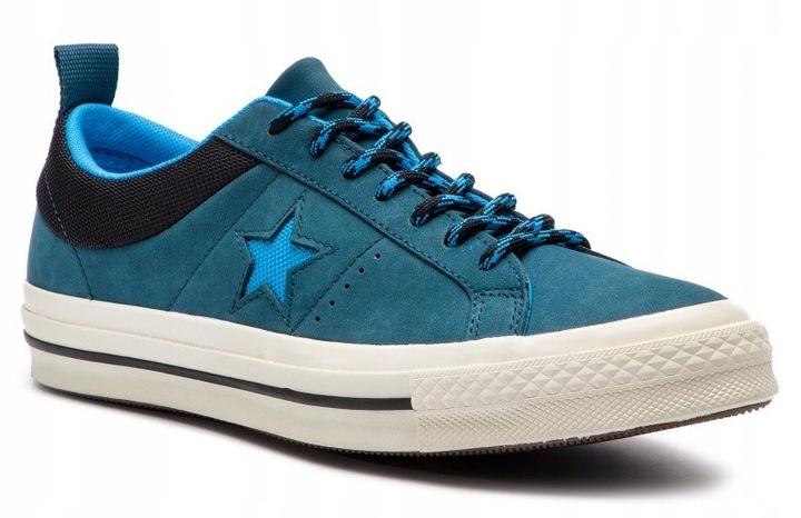 CONVERSE ONE STAR OX 162543C buty tenisÓwki 41,5 9397175953 Buty Męskie Sportowe YE WVZAYE-7