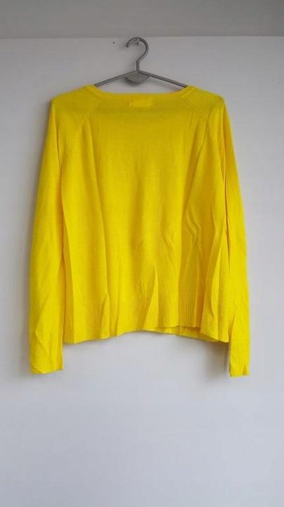 G3C319*ZARA SWETER BLUZKA ŻÓŁTY 36 G01 9836527168 Odzież Damska Swetry HT BTLZHT-4