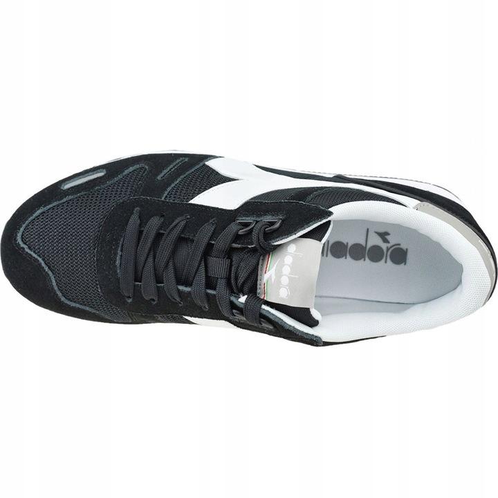 Czarne Inny materiał Buty Sportowe Diadora r.44 9076443672 Buty Męskie Sportowe XZ QGQXXZ-5