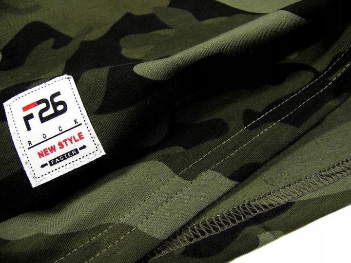 militarna BLUZKA moro 150A US.ARMY 16Y khaki 9826313774 Dziecięce Odzież IE AUWGIE-4