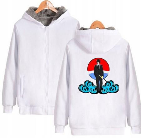 Warm blouse with ANIME Naruto M 38 Hood 9658458430 Odzież Damska Topy JR ISHTJR-8