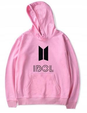 New Women's blouse IDOL Bangtan Kpop XL 42 9658266074 Odzież Damska Topy NI KLDNNI-6