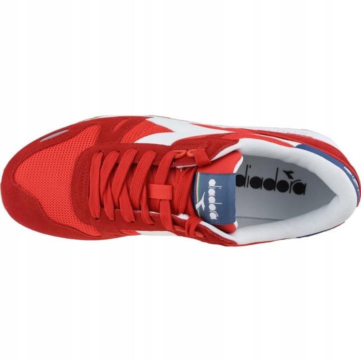 Czerwone Inny materiał Buty Diadora r.42,5 9236495230 Buty Męskie Sportowe UE KBQZUE-9