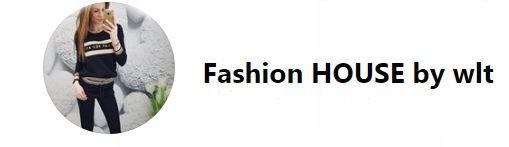 Fashion House by wlt Sweter Welna Nowa MUST HAVE! 9702156833 Odzież Damska Swetry NL NPRGNL-6