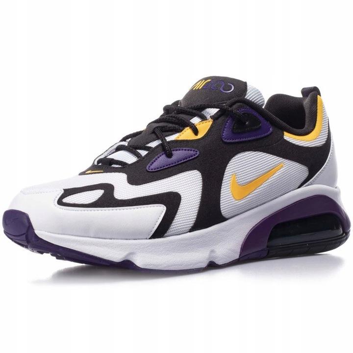 Nike AIR MAX 200 CT1262 102 Lakers NBA r 38-46 9803197751 Buty Męskie Sportowe UI RGNRUI-9
