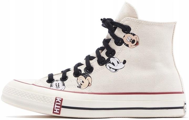 Converse x Kith x Disney Chuck 1970s Hi Mickey 9740791933 Buty Męskie Sportowe IX PDWPIX-6