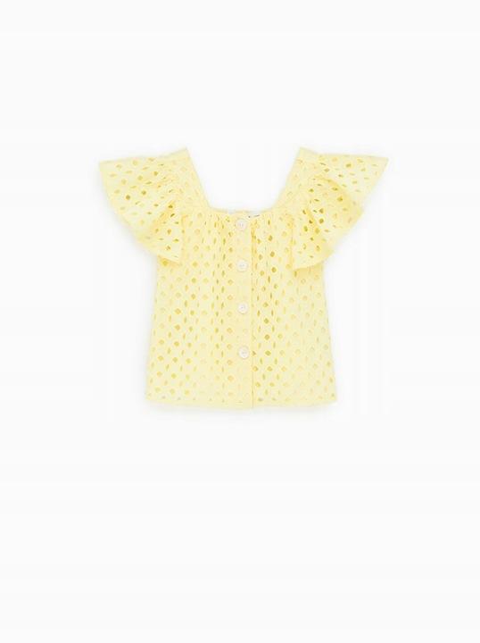 ZARA bluzka 152 dla dziewczynki 10-12 lat TANIO 9929426030 Dziecięce Odzież KB RKJBKB-7