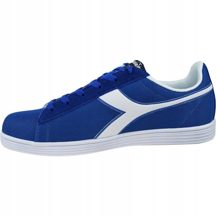 Białe Niebieskie Tkanina Buty Diadora r.42,5 9055071825 Buty Męskie Sportowe DA RCFGDA-5