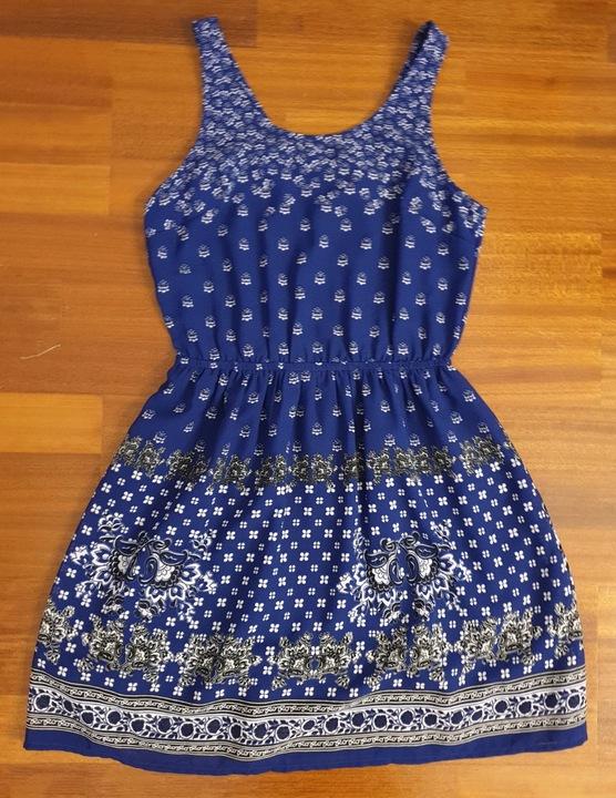 sukienka H&M rozm.36 9356831367 Odzież Damska Sukienki EM CETXEM-8