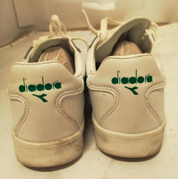 Buty DIADORA B.ELITE sneakersy sportowe, 42,5 9887677720 Buty Męskie Sportowe EO QOKZEO-2